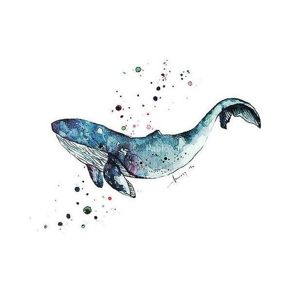 Whale Painting Humpback Art Whale Wall Art Modern Sealife Decor