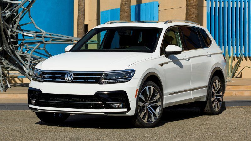 2020 Volkswagen Tiguan Review Buying Guide Eye Of The Iguana Filed Under Volkswagenbuying Guidenew Car Reviewscrossov In 2020 Volkswagen New Cars Tiguan R Line