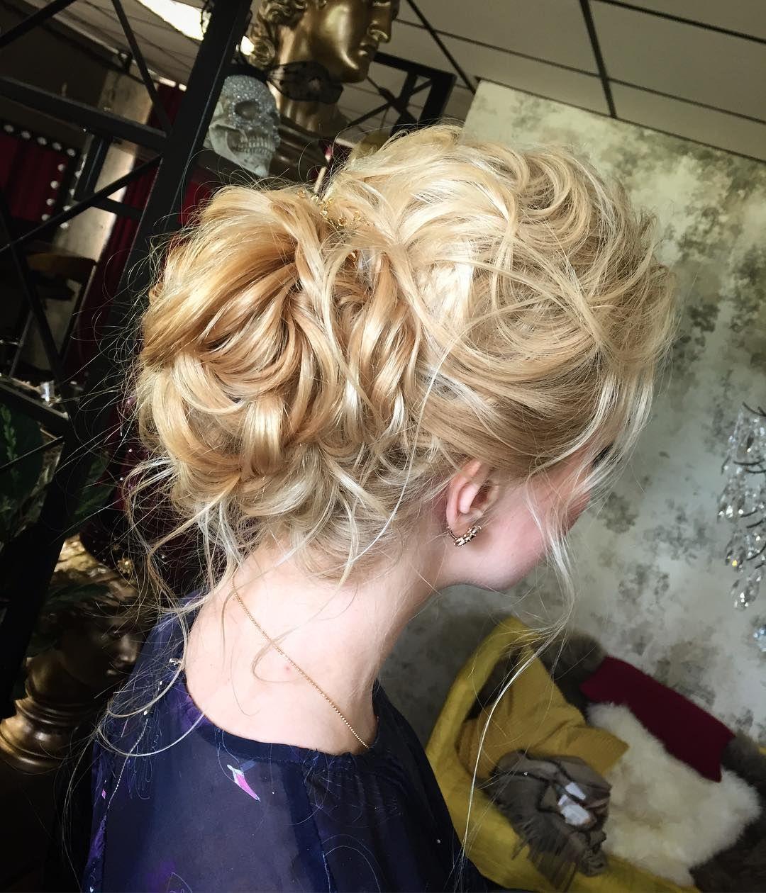 Beautiful Hairstyle Inspiration – Nika Belyanko Makeup Artist & Hairstylist