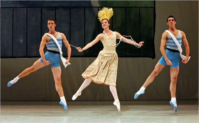 Resultado de imagem para Les biches ballet