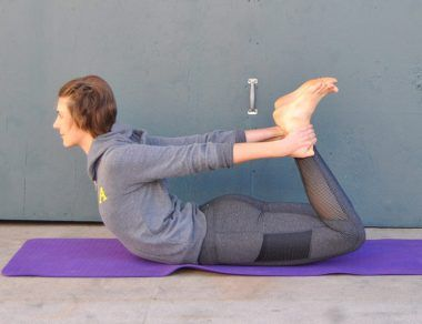 10 sleeppromoting yoga poses you can do right in bed