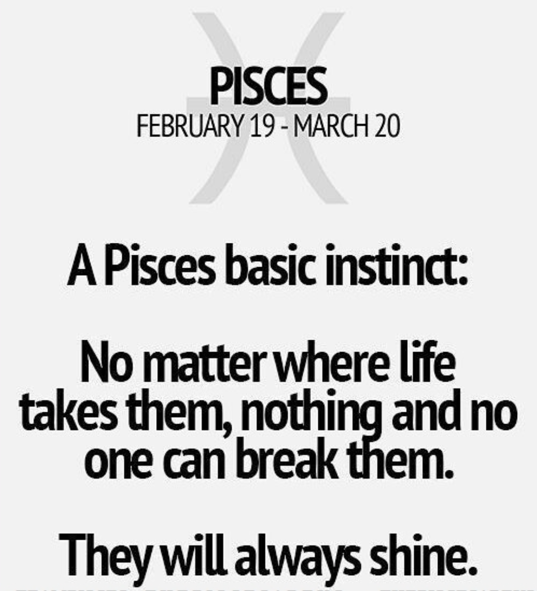Pin By Vicki C On Zodiacs Pisces Quotes Pisces Personality Pisces Zodiac