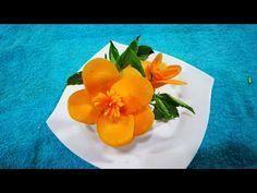 How to grind carrot beautiful flower - vegetable design - #flower #gemusedesign #karotte #mahlt #schone - - #beautiful #carrot #design #flower #grind #vegetable - #new