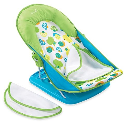 Ensure a safe and soothing bath time for your newborn with Summer ...