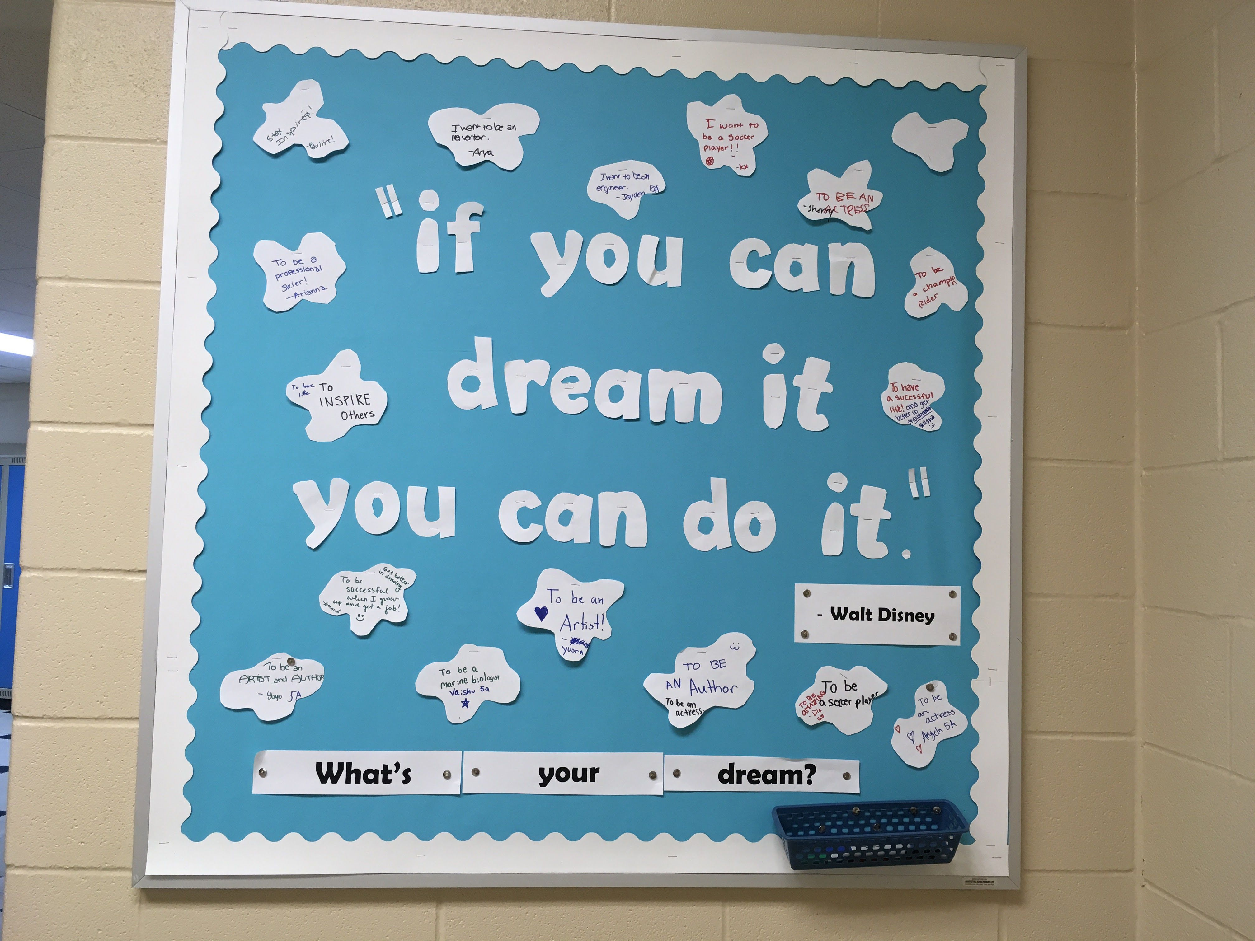 Elementary School Bulletin Board Rhms Privateschool Montessori