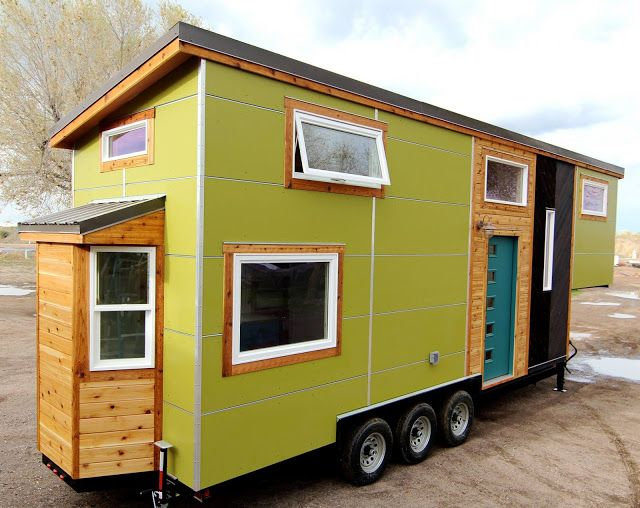 Elise & Clara s 31 Gooseneck Tiny Home