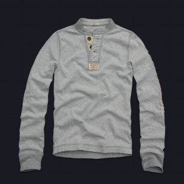 Abercrombie & Fitch Mens Long Sleeve Tees Outlet Stores afc0440 Sale: $45.48