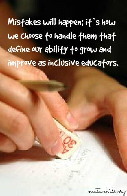 define inclusion in childcare