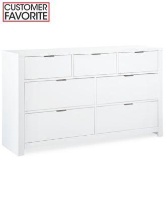 Best Tribeca White Dresser Macys Com Furniture Dresser 400 x 300