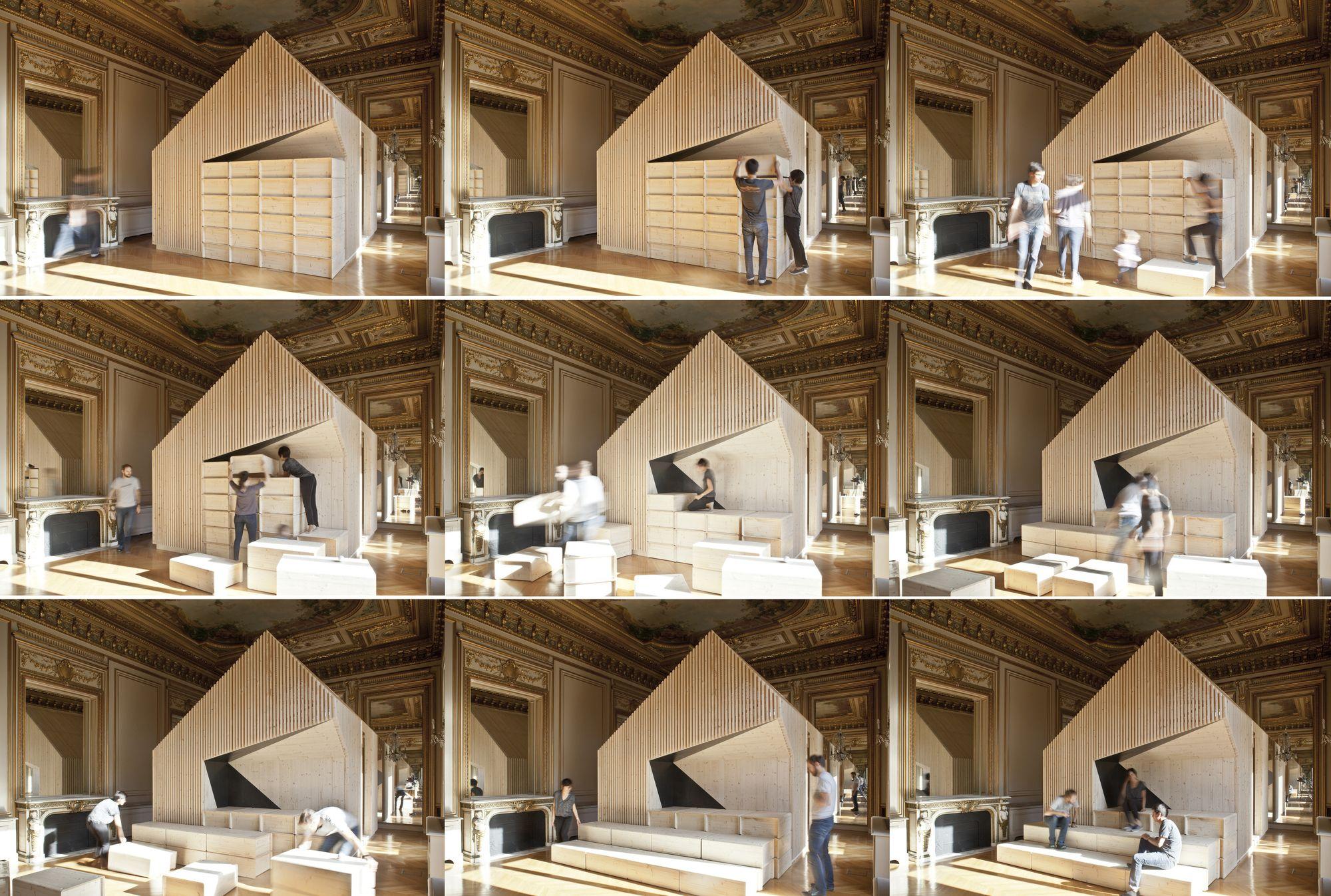 Gallery of amenagement des bureaux ekimetrics estelle vincent