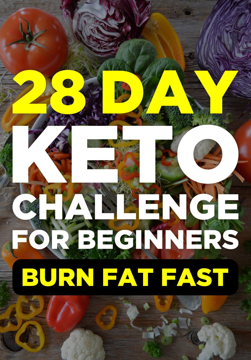 21 Day No Carb Challenge