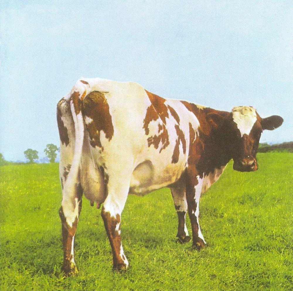 Atom Heart Mother [LP] - VINYL