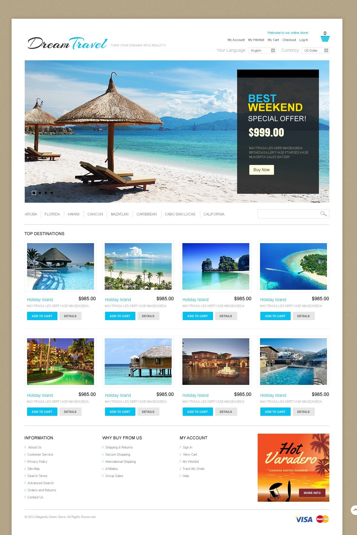 It Noida India Is A Looking For Tourism Hotel Website Design We