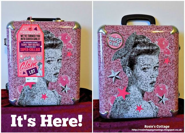 Rosie's Cottage: Soap And Glory: The Whole Glam Lot Limited Edition...