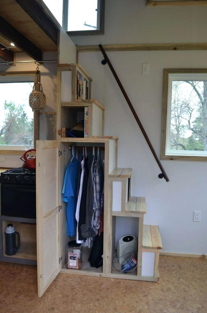 Image Result For Spiral Staircase In Tiny House On Wheels?
