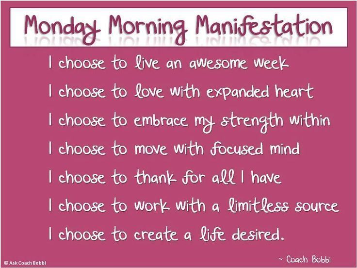 Image result for new week inspirational images