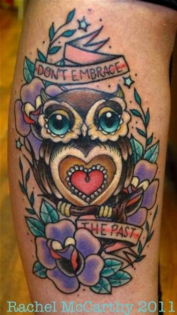 American traditional tattoos - Bing Images | Owl tattoo ...