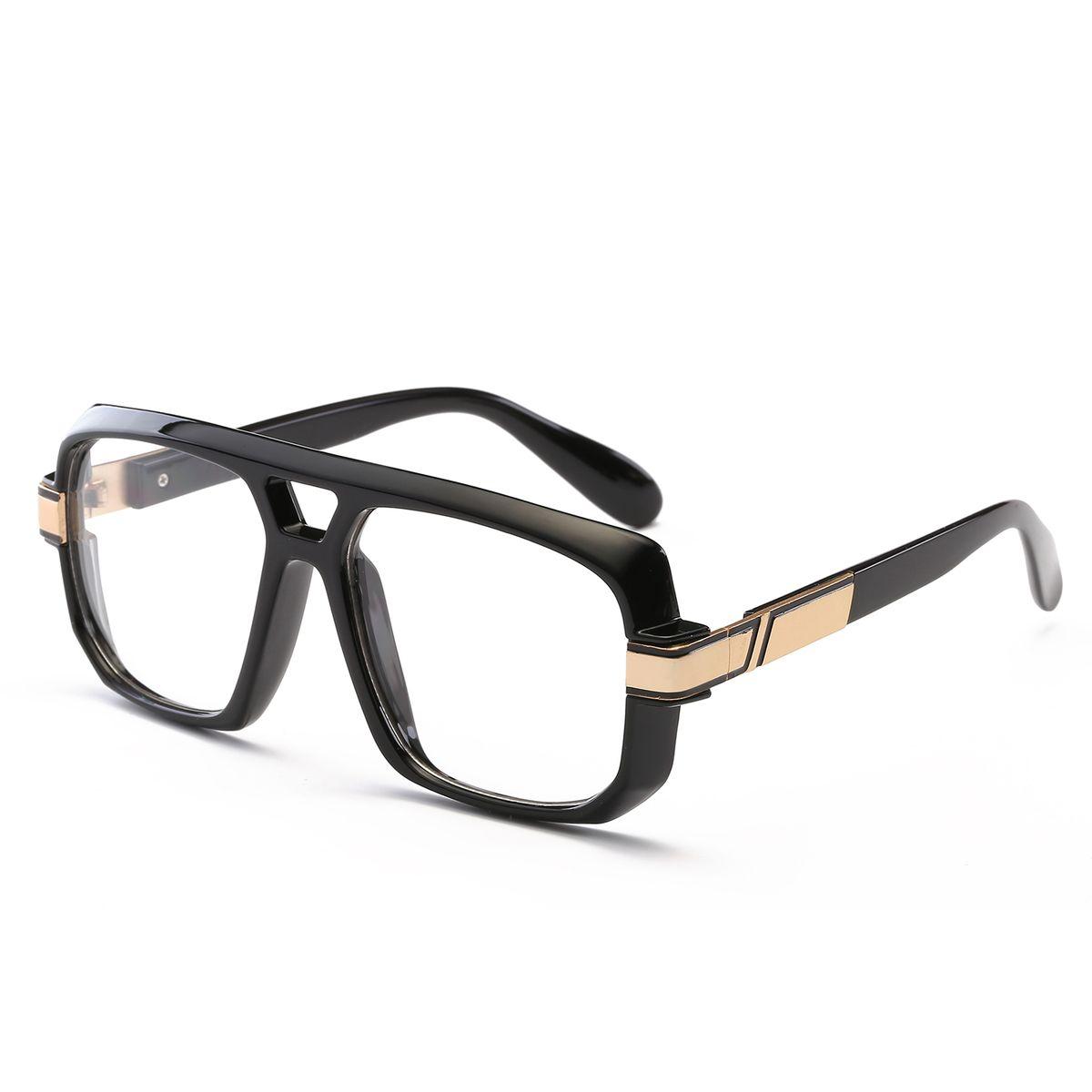 8d12aa6f629030 SIPU 2017 New Square Hip Hop Fashion Brand Designer Sunglasses Men Women  Mirror Sun glasses Lady Flat Oversized size Eyeglasses