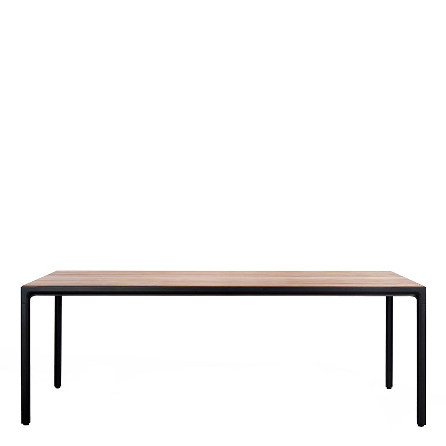 Illum Dining Table Narrow Rectangle 210 Janus Et Ciejanus Et Cie