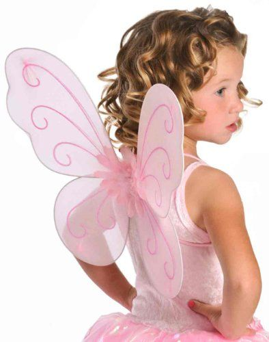 Halloween Costume Ideas - Fairy Wings Pink This awesome product