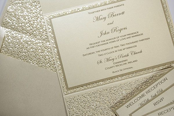 1000 images about Embossed pebble paper – Wedding Invitations Embossed