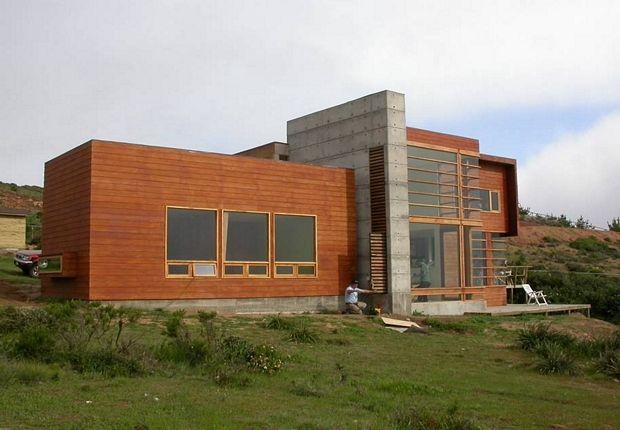 Siding Fibrocemento Casas Pinterest Casas Arquitectura Y