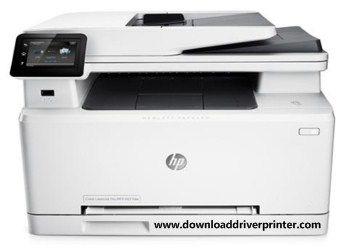 Hp Color Laserjet Pro Mfp M277dw Driver Download Multifunction Printer Wireless Printer Laser Printer