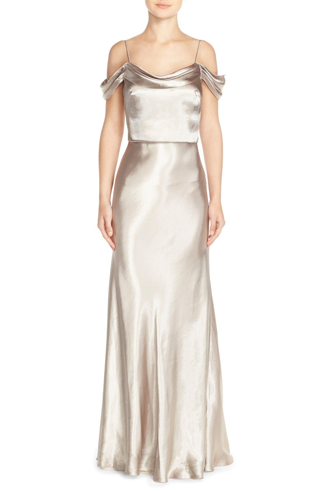 Jenny yoo sabine draped pleat neck charmeuse gown best day shop for jenny yoo sabine draped pleat neck charmeuse gown find the best jenny yoo sabine draped pleat neck charmeuse gown selection online across all ombrellifo Images