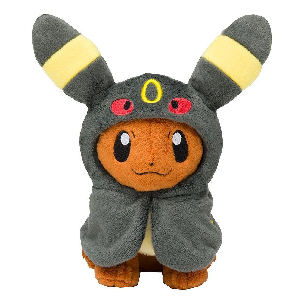 Blacky Pokemon Center Original Plush Doll Sleeping Umbreon Japan