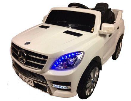 Mercedes Ml350 Para Ninos Coches Bateria Ninos Indalchess