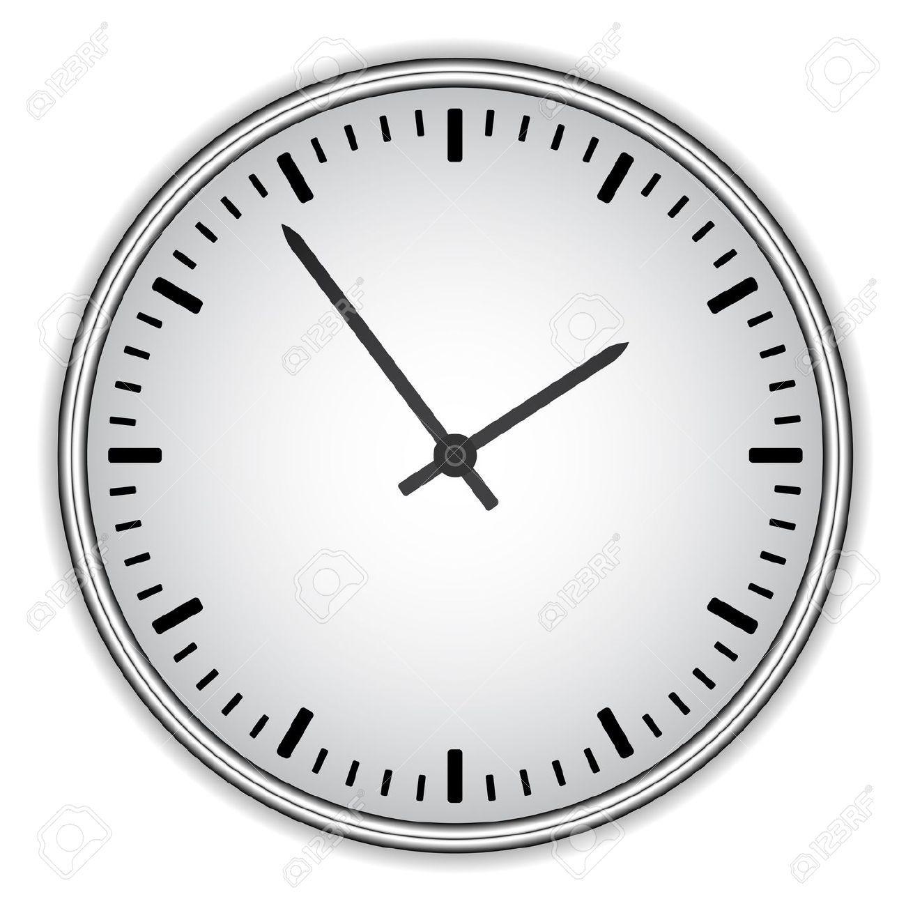 vector reloj ilustraciones vectoriales clip art vectorizado rh pinterest com Blank Clock Clip Art Cute Clock Clip Art