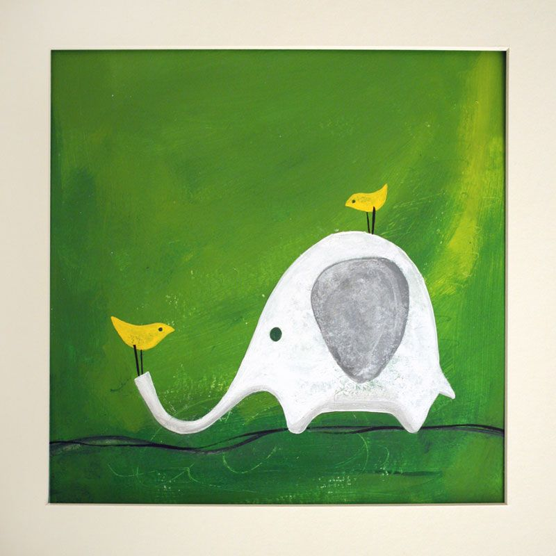 an elephant for owen