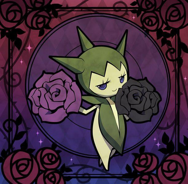 roselia shiny pokemon pinterest pok233mon grass type