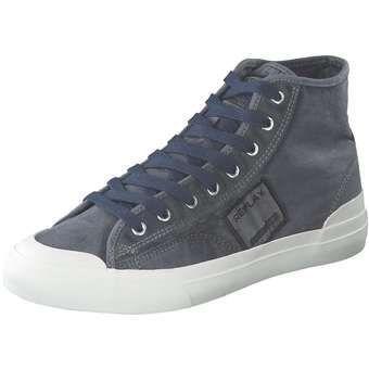 sale retailer c8ff6 5422f Replay Radio High Sneaker Herren blau | Kategorie: Herren ...