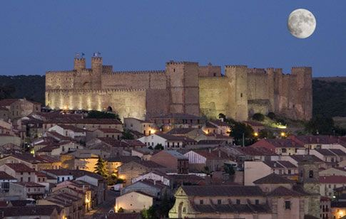Parador De Siguenza Castle Hotel 45 Min North Of Madrid