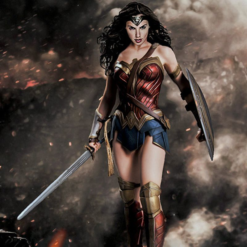 So What Now For Many Of Us It Feels As If The Very Values Of Truth And Decency Have Been Trampled And We Find Wonder Woman Wonder Woman Cosplay Female Knight