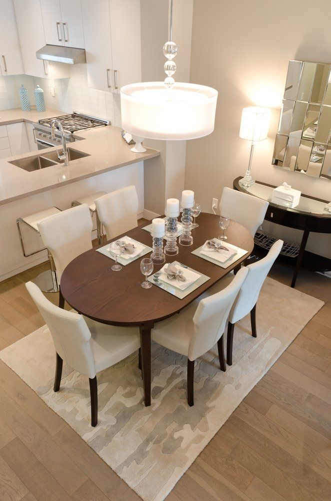Esszimmer, Zuhause, Zimmer Küche, Wohnküche, Küchenschränke, Kleine  Wohnzimmer, Haus Renovierungen, Kleine Küchen, Küchen Design