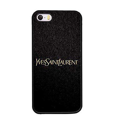 Iphone 5s Coque Etui Case Yves Saint Laurent (YSL) Luxury Brand ...