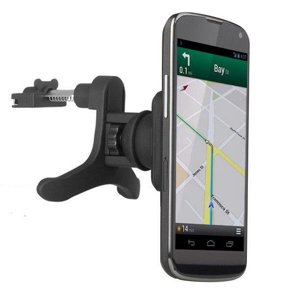 XVIDA Air-Vent Universal Car Mount for Tablets & Smartphones