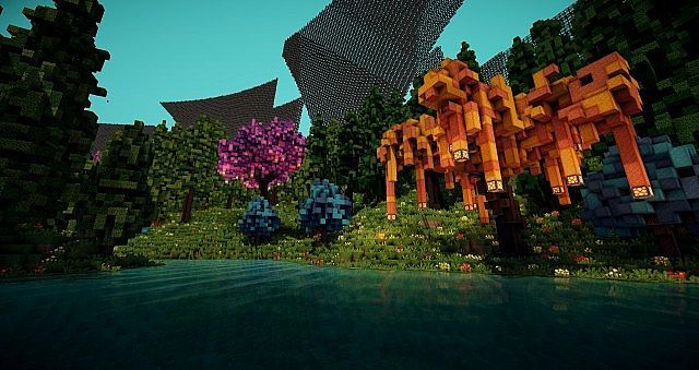 Minecraft Enchanted Forest Google Search Minecraft Enchanted Forest Forest