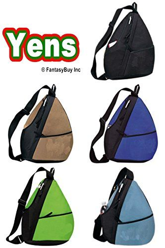Yens Fantasybag Elite Sling BackpackKhaki 6BP08 >>> Click image for more details.