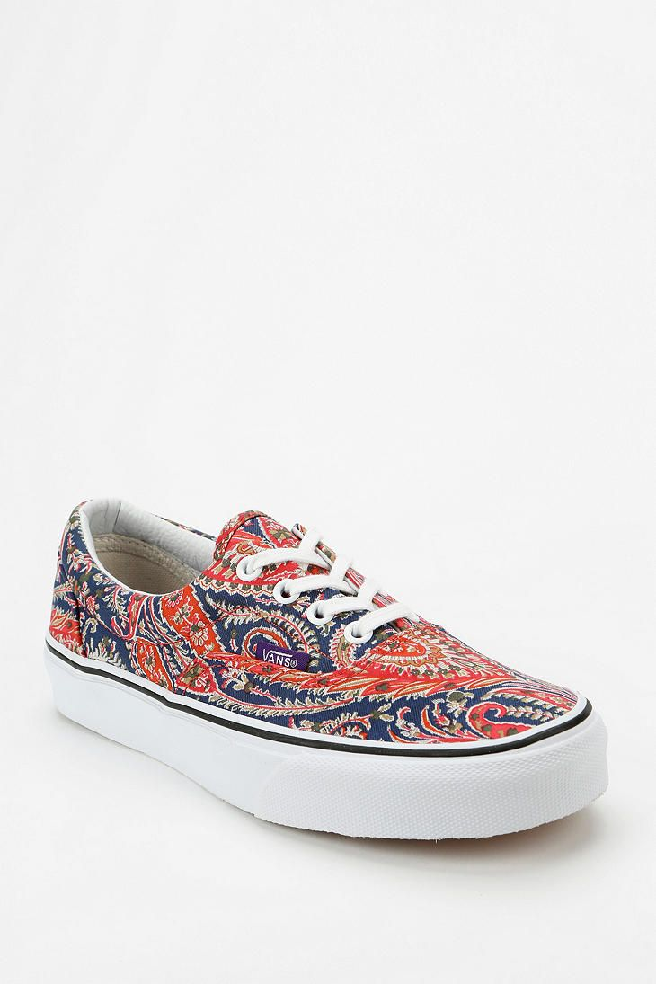 68090e1cb8 Urban Outfitters - Vans Liberty Print Era Women s Sneaker