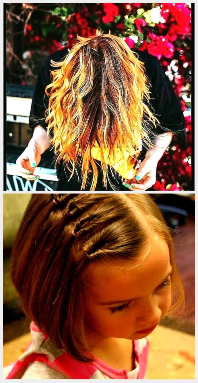Braid Hairstyles For School Weave #braidsforkids Braid Hairstyles For School Wea..., #Braid ...