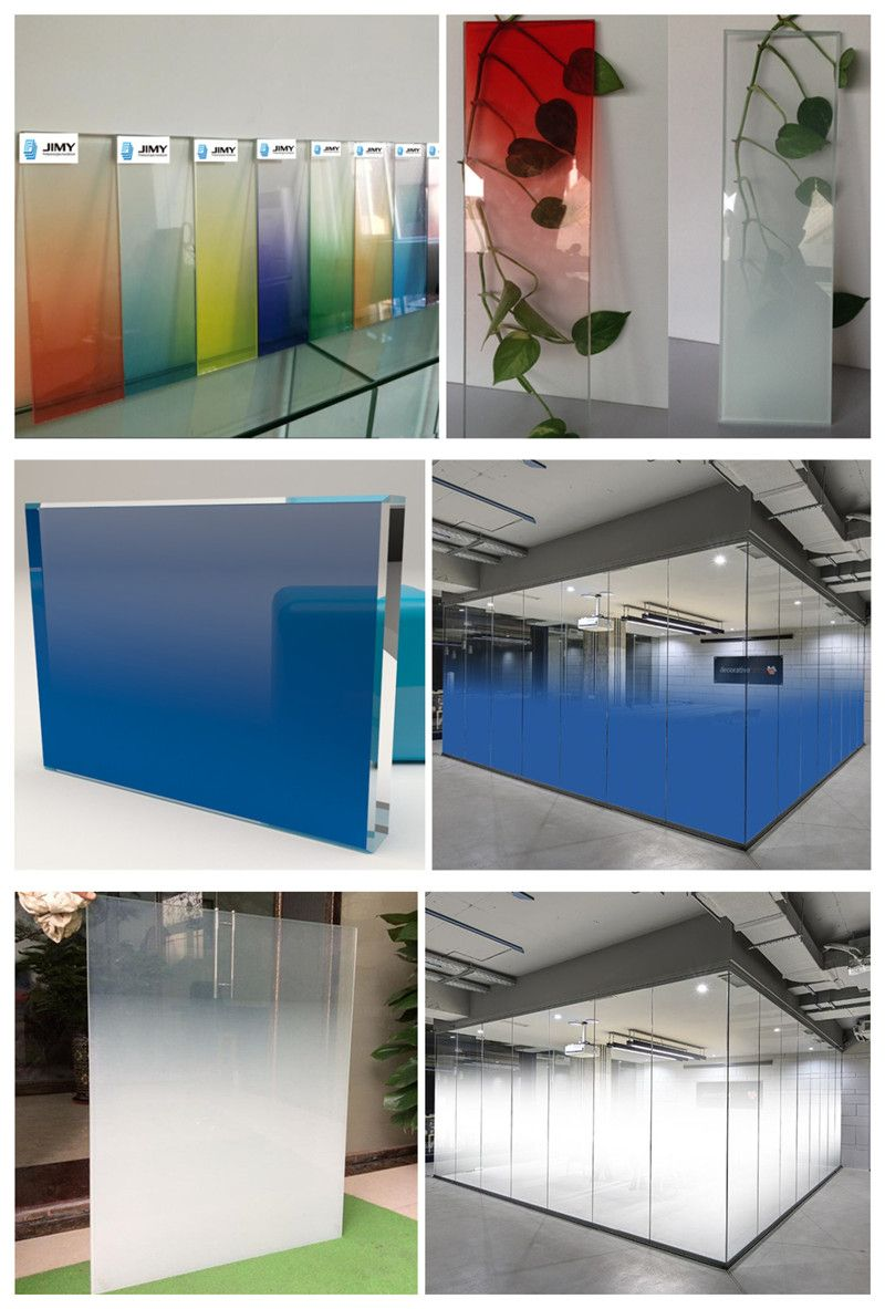 Gradient Acid Etched Glass Gradient Acid Etched Tempered Glass