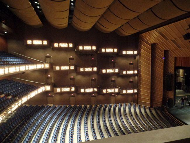 Peoria Civic Center Peoria Il Theater Architecture Civic Center Concert Hall