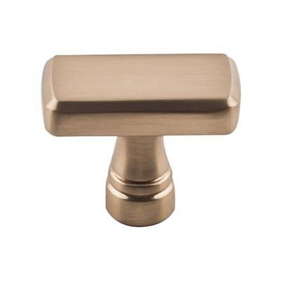 DESCRIPTION ::: T-Knob Brushed Brass Gold 45mm If you are looking ...