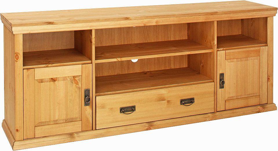 TV-Lowboard »Serie Konrads«, Breite 185 cm Jetzt bestellen unter - skandinavischer landhausstil wohnzimmer