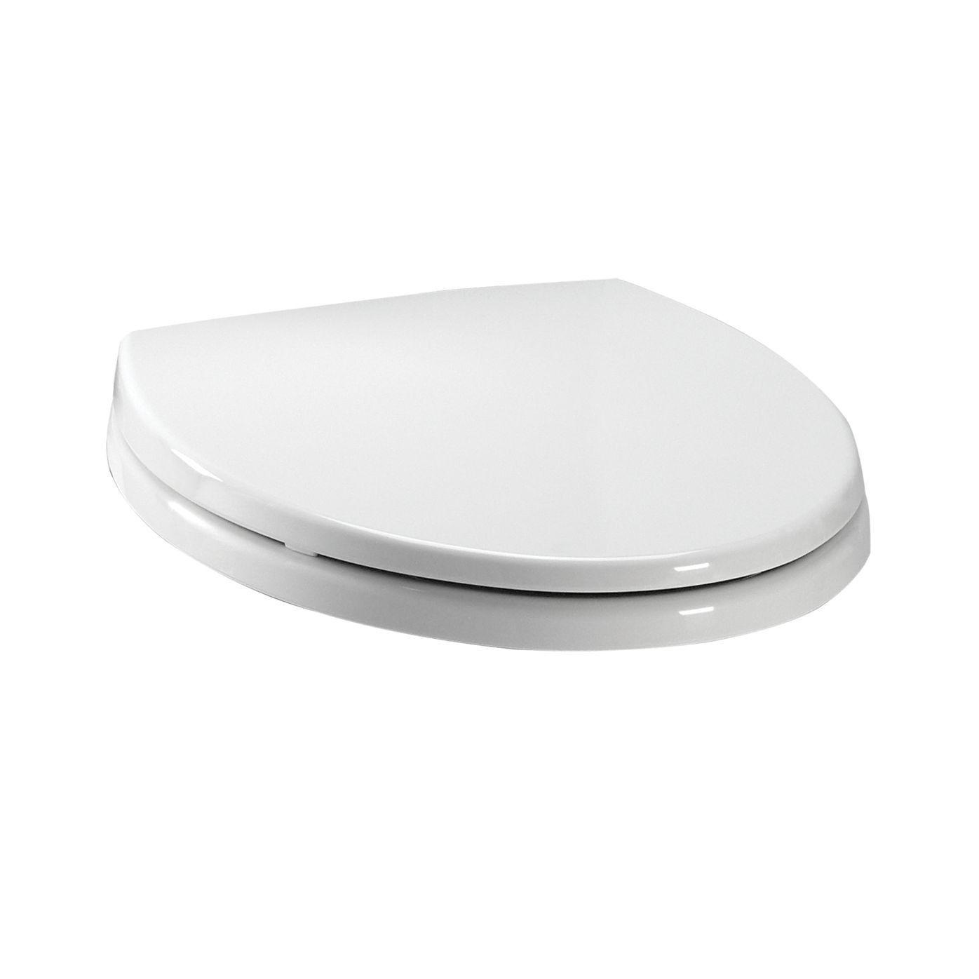 TOTO SS114#01 SoftClose Toilet Seat - Elongated | Cotton/White ...