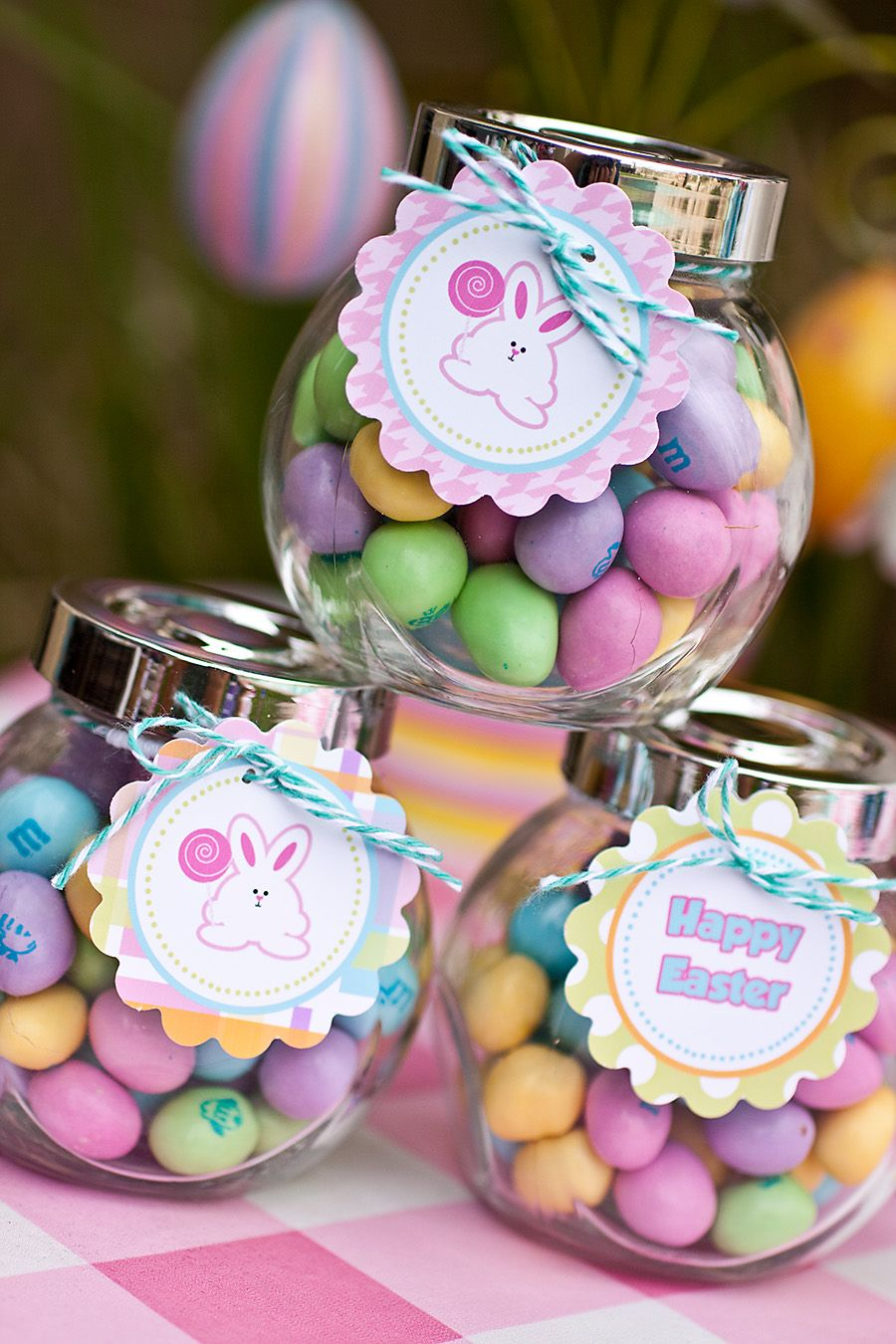 Hoppin into eastera little playdate for your kiddos real easter party favors so nice to give a little favor to guests for when they negle Choice Image