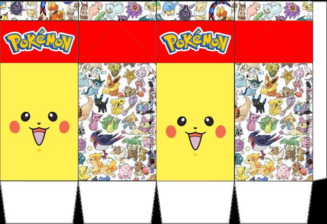 Pokemon Free Printable Milk Boxes Oh My Fiesta For Geeks Pokemon Printables Pokemon Pokemon Party